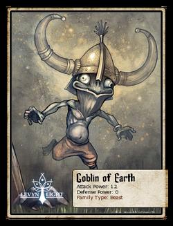 Goblin of Earth