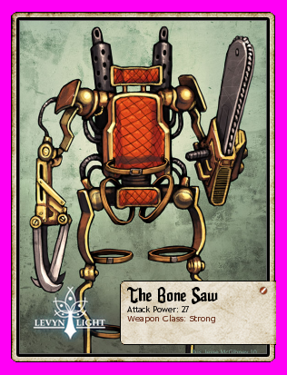 The Bone Saw