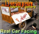 Real Car Facing