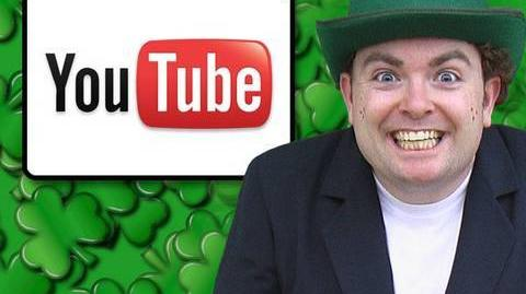 Blast The Annoying Orange! Leprechaun Gets His Own YouTube Channel!