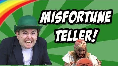 Leprechaun Misfortune Teller