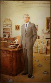 James Earl Carter, Jr., , Thirty-ninth President (1977-1981)