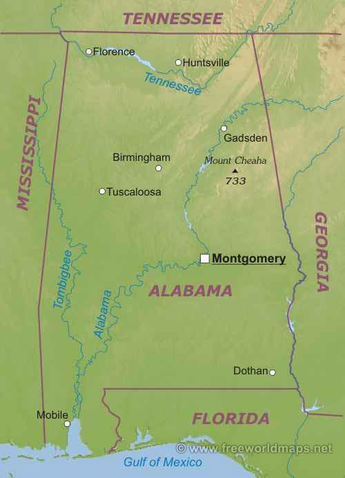 Alabama  Liberapedia  Fandom Powered By Wikia