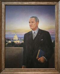 Lyndon Baines Johnson, Thirty-sixth President (1963-1969)