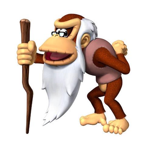 File:Cranky Kong artwork.jpg