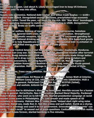 Reagan Was Awful