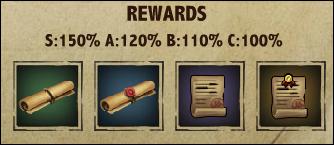 Victory-reports-rewards
