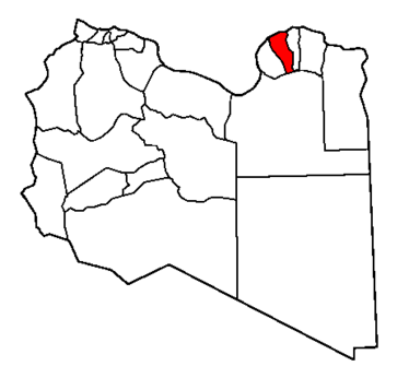 Shabiat Al Marj District 2007
