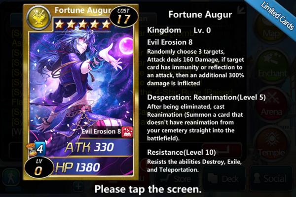 Fortune Augur 0