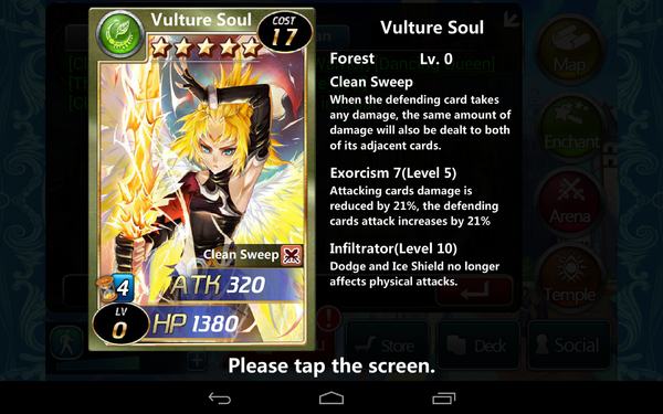 Vulture Soul 0