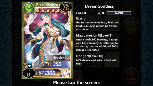 Dream Goddess 0