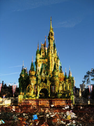 File:After disney cinderella s castle by admachine-db31vl7.jpg
