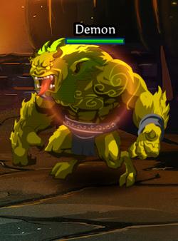 DemonYellow