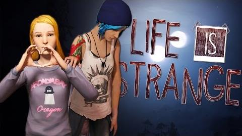 THE WORLD IS ENDING Life Is Strange Episode 4 (Dark Room)