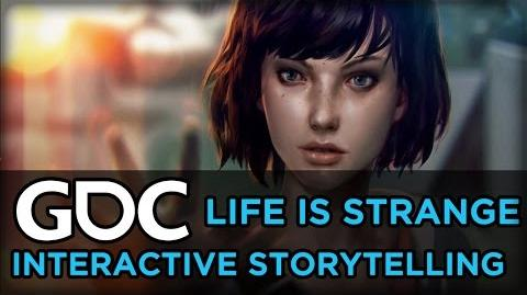 Life is Strange Using Interactive Storytelling and Game Design to Tackle Real World Problems