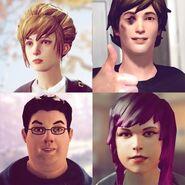 PSN Avatar Best Friends Pack