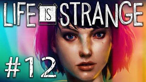 Life is Strange Episode 3 ( 12) - Sneak