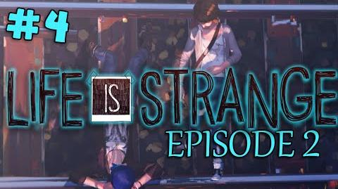 LIFE IS STRANGE Out of Time ( 4) Science Lab