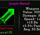 Jungle Sword
