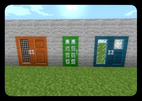 CarpenterDoorStyles & Carpenter\u0027s Door | Life In The Woods (Minecraft Modpack ... Pezcame.Com