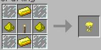 Golden/Iron Lantern