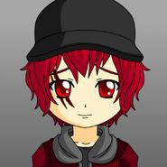Red Bloodstone child