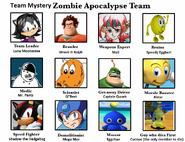 Zombie Team (Team Mystery)