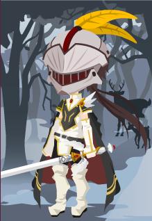 Mensis, Knight of the Shadows