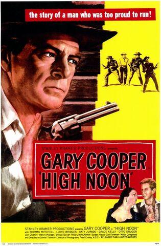 File:High Noon poster.jpg