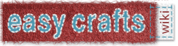Easy Crafts Wiki Wordmark