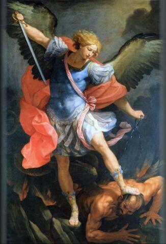 File:ArchangelMichaelGuido Reni.jpg