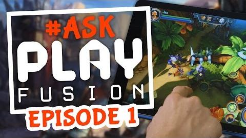 """What kind of game is Lightseekers?"" AskPlayFusion Ep 1"