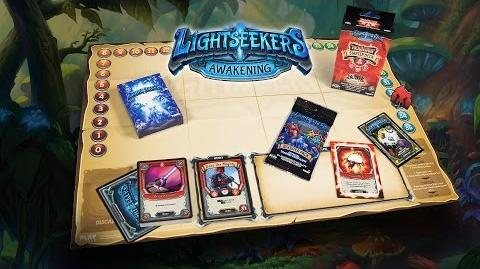 Lightseekers Card Game Starter Packs