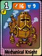 Mechanical Knight