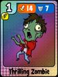 Thrilling Zombie