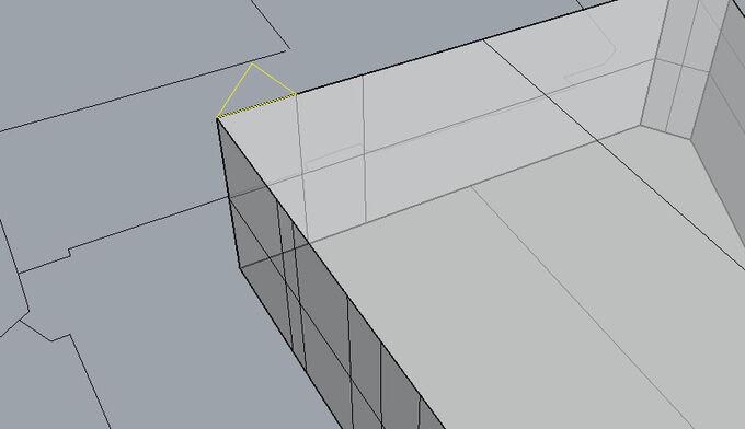 Step 2 Extrude Curve