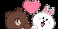 LINE Characters:Pastel Cuties