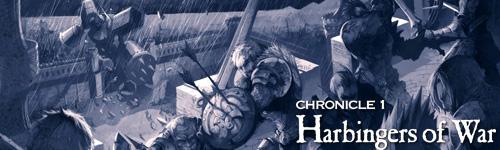 Harbingers of War