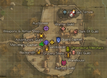 Reporting the Situation in the Wasteland map