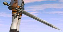 Weapon long sword