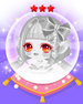 Princess Hozuki Cherry-Colored Eyes