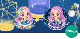 Midnight Cosmos Gacha Banner