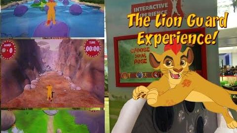 The Lion Guard Experience @ Westfield! Inc