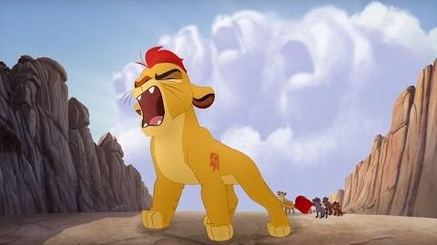 Kion's Roar of the Elders - Lions of the Outlands