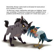The lion guard can t wait to be queen page 12 by findingserenity1998-da7f1kx