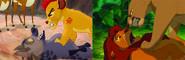 Lion King Comparison 5