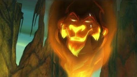 Kion's Roar of the Elders - The Rise of Scar
