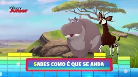 Life in the Pridelands (European Portuguese)