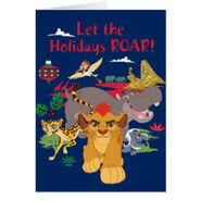 Lion guard let the holidays roar card-radbe453f53194b3984c7fdce0607860b xvuat 8byvr 324