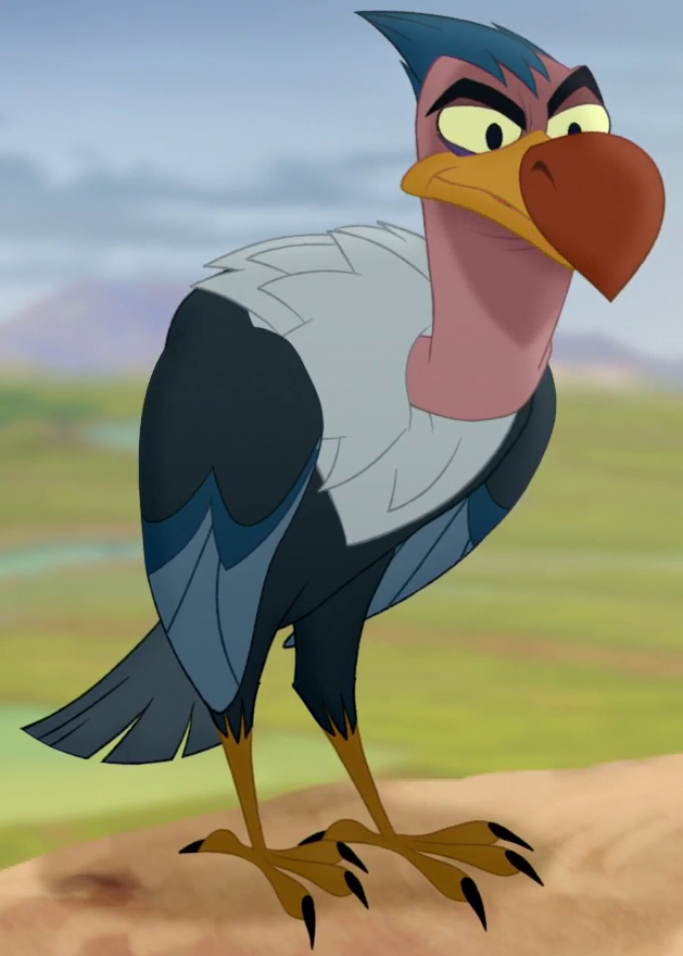 Vultures The Lion Guard Wiki Fandom Powered By Wikia